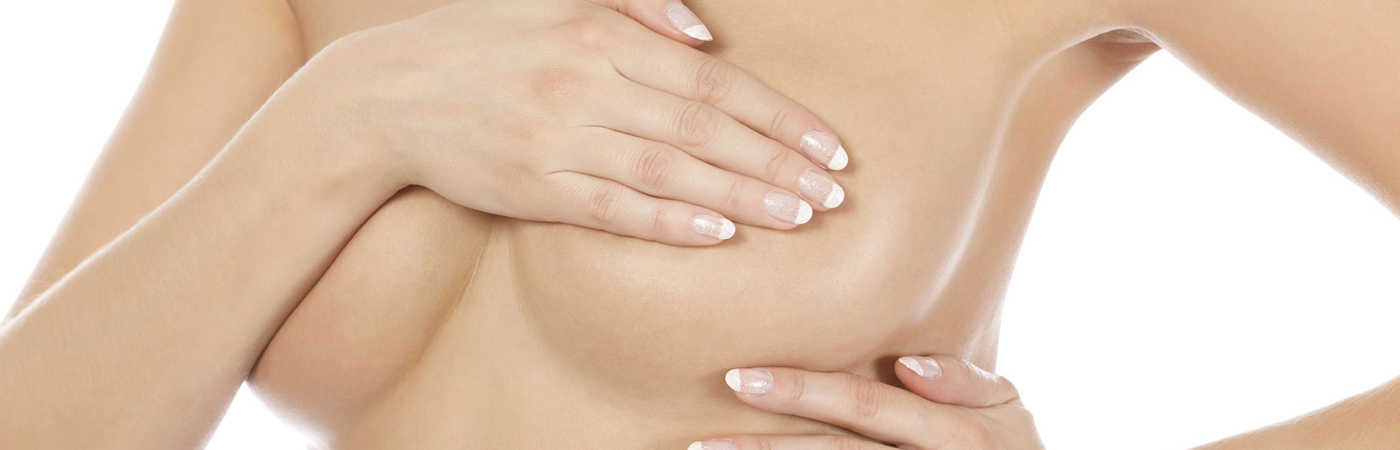 Moderate to severe breast density